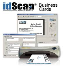 Business Card Scanner Idscan