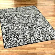 animal print rug giraffe leopard rugs round area target horse for