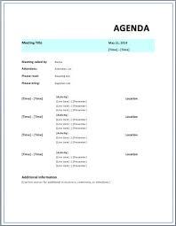 agenda template word meeting agenda template word formal creative captures add strategic