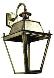 balm large brass replica victorian downward outdoor wall lantern 425ao