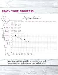 Week Weight Loss Chart Complaintboard Me