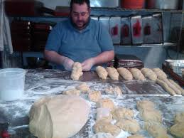 the breadwinner can t a job create one jewish action successful owner and head baker of solash challah bakery laizer solash produces and delivers 100