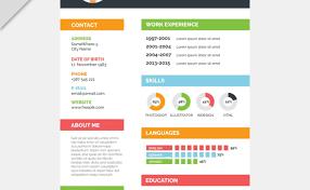 Resume Creative Resume Templates Word Free Amazing Graphic