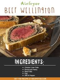 airfryer recipes airfryer beef wellington recipe from recipethis
