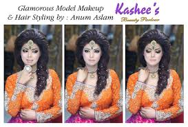 glamorous makeup ideas by kashee s