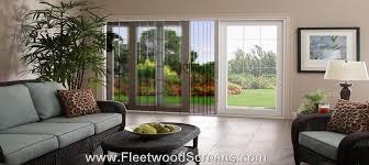 excellent retractable sliding door fleetwood retractable pleated patio french sliding folding door