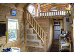 Small Picture Charming Craftsman Tiny House on Wheels on HGTV Love the fridge