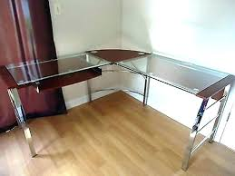 glass table top protector clear stic desk cover regarding renovation home depot