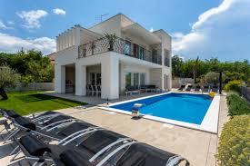 Adria Villas Luxus Ferienhäuser Auf Der Insel Krk Kroatien