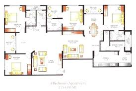Exceptional 4 Bedroom Luxury House Plans Exquisite 4 Bedroom Luxury Apartment Floor  Plans Luxury Bedroom Apartment Floor