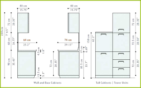 standard kitchen cabinet sizes chart kitchen cabinet dimensions metric wonderfully what is standard kitchen counter height