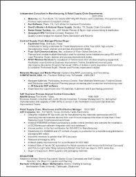 Resume Templates For Supervisor Position Supervisor Resume