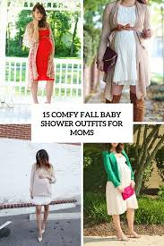 comfy fall baby shower outfits for moms outfit winter dad ideas mom and guest plus size summer