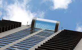 market square tower s pool extends 10 feet beyond rooftop houston chronicle