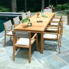 10 person table outdoor dining table for summit infinity dining table shown with summit stacking armchairs 10 person table collection in dining