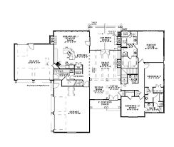 New South Classics Carriage House 4 CarFour Car Garage House Plans