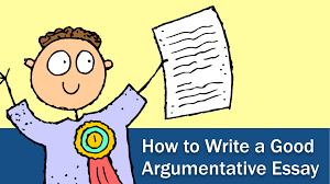 how to write a good argumentative essay the critical thinker