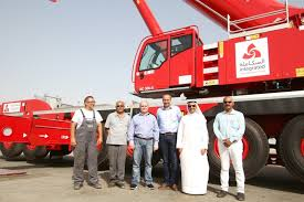Ilc Takes Delivery Of Two Demag Ac 300 6 Cranes Products