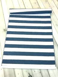 flat woven kitchen rugs rug target rag modern blue runner cotton ra woven kitchen rugs