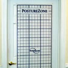Posture Grid Door Mount