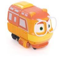 Детские игрушечные паровозы Robot Trains до 10 тысяч рублей ...