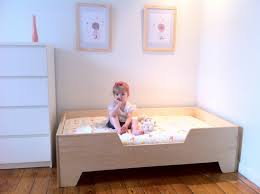 Diy Toddler Bed Diy Projects Diy Toddler Bed With Birch Plywood