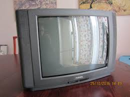 philips crt tv. philips crt 21 inch television crt tv t