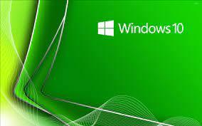 Windows 10 Green Wallpapers - Wallpaper ...