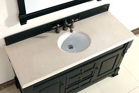 60 inch countertop martin single inch beige marble oval sink thick 60 x 24 kitchen countertop