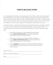 Basic Liability Waiver Form Amazing Photography Waiver Template Simple Photo Release Form Template Photo