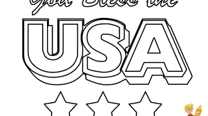 Small Picture Emejing Symbols America Coloring Pages Contemporary New