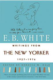 essays of e b white kindle edition by e b white literature writings from the new yorker 1925 1976