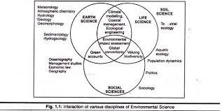 essay on our environment interaction of various disciplines of environmental science