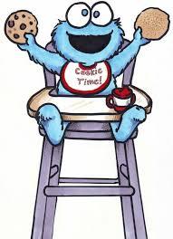 baby cookie monster clip art. Plain Cookie Pin By Rae Rod On Cookie Monster  Clipart Library Intended Baby Monster Clip Art G