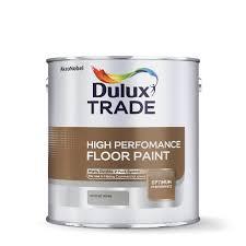 Dulux High Gloss Colour Chart Dulux Trade High Performance Floor Paint Colours 1 78l