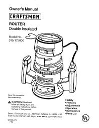 88776 array download craftsman 315 175 owner u0027s manual for free manualagent rh manualagent