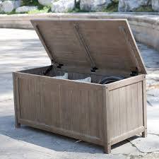 wood deck box plans 150 gallon keter westwood furniture outdoor storage bench template regarding cushion containers