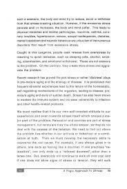a yogic approach to stress by dr ananda balayogi bhavanani  10 such