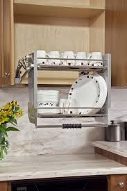 Inside Kitchen Cabinet Storage Plate Holder Kitchen Cabinet