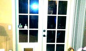 glass door door insert out of this world door sliding glass install dog door in sliding