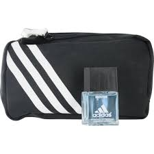 adidas moves men edt spray 5 oz toiletry bag by adidas