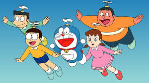 Free HD Wallpapers: Doraemon Cartoon ...