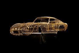 25 Karat Auto Design Dantes 24 Karat Ferrari 250 Gto
