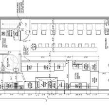 restaurant floor plan with dimensions gallery of getting help intended for restaurant kitchen