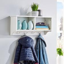 wall mounted coat hook unit big