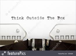 outside the box office. Fine Outside Signs And Info Concept Image About Unconventional Or Different Thinking  THINK OUTSIDE THE BOX Inside Outside The Box Office