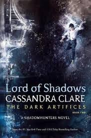 lord of shadows the dark artifices book 2 paperback 2018