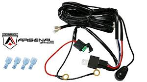 arsenaltm fog light amp universal wiring harness on the 1 arsenaltm fog light 40 amp universal wiring