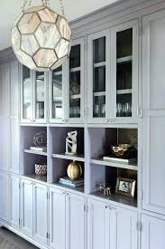 small glass fronted wall cabinet mounted kids room kitchen front built in cabinets design ideas antique glass fronted kitchen wall cabinet