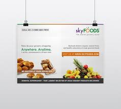 Asian Online Grocery Store Supermarket Flyers Online Luxury Entry 33 By Damirruff86 For Design